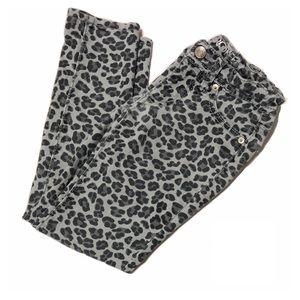 Cherokee Animal Print Jeans for Girl Size 7